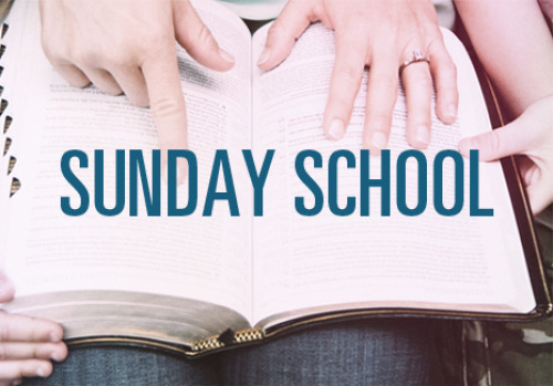Sunday School Teacher - Youth